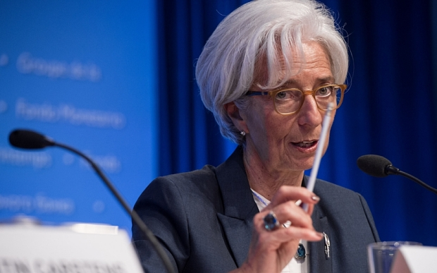 More women in finance could make banks work better, says IMF's Lagarde