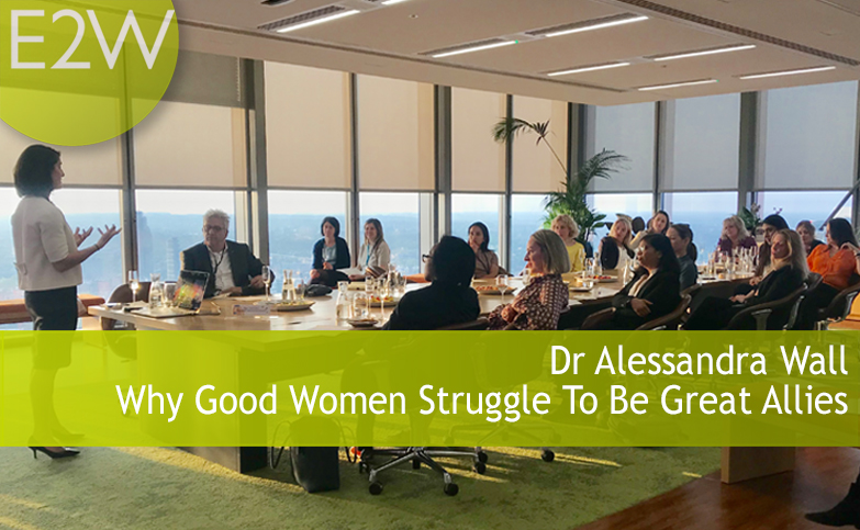 Why Good Women Struggle To Be Great Allies