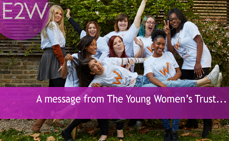 A message from The Young Women's Trust