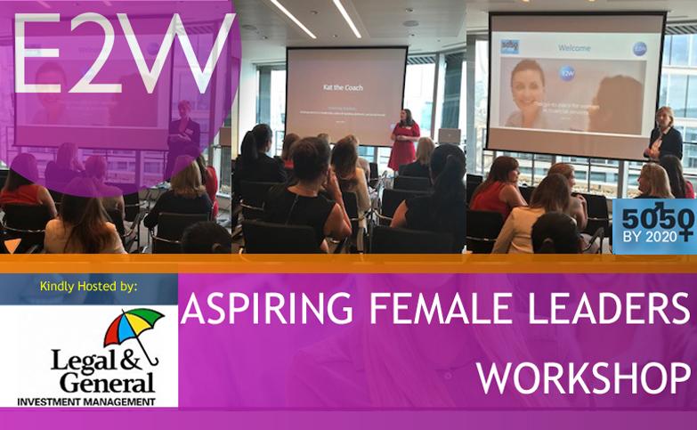 Aspiring Leaders Event, held on 22nd June 2017.