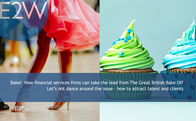 Let's not dance around the issue – how to attract talent and clients