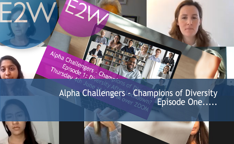 Alpha Challengers Champions of Diversity Series launched