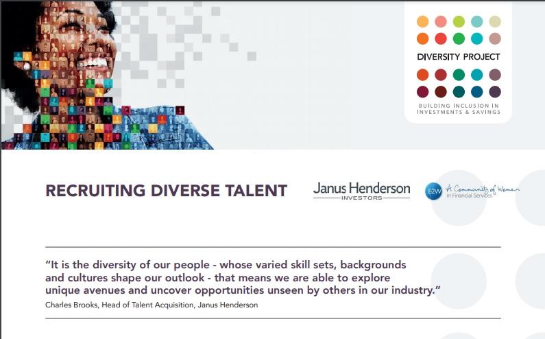 Recruiting Diverse Talent