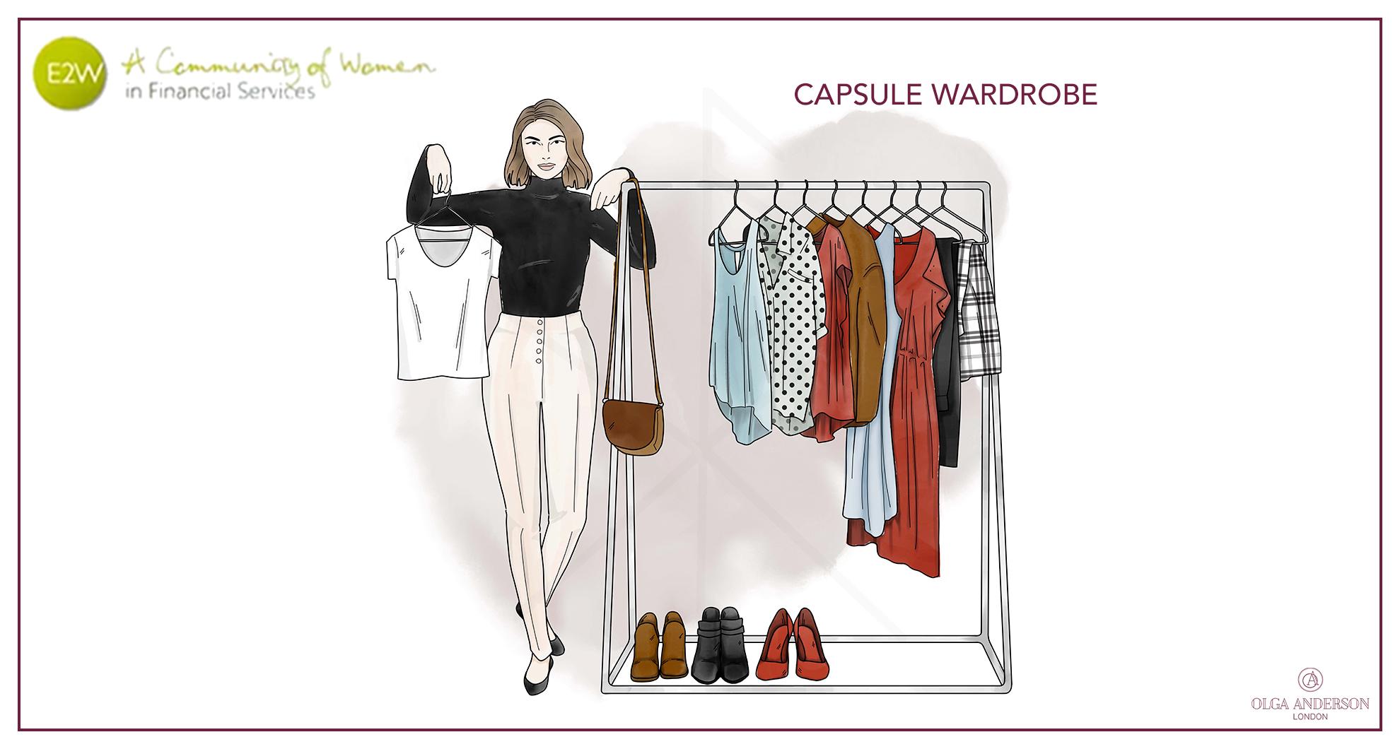 Olga Anderson - How to Master a Capsule Wardrobe