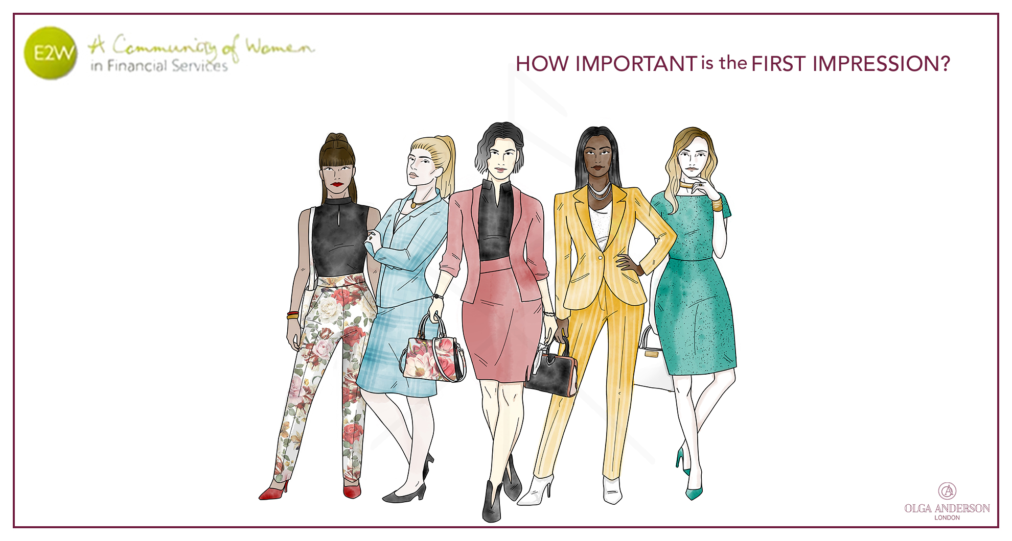 Olga Anderson - How Important is a First Impression?