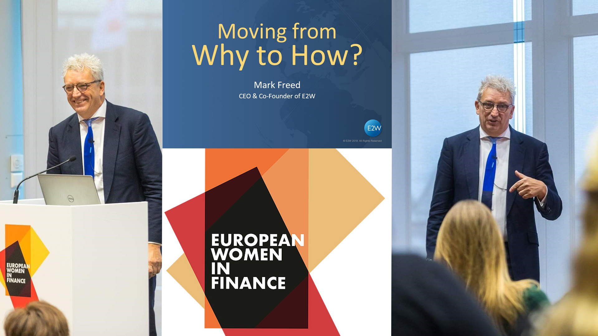 European Women in Finance - Moving from Why to How?