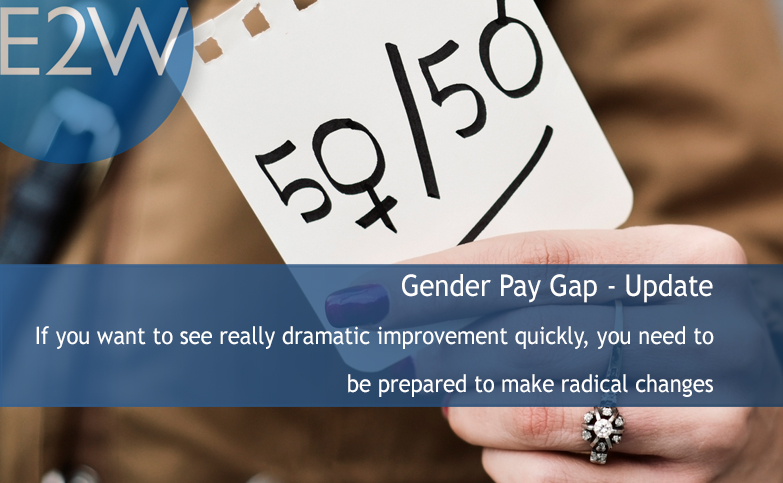 Gender Pay Gap - Update January 2019