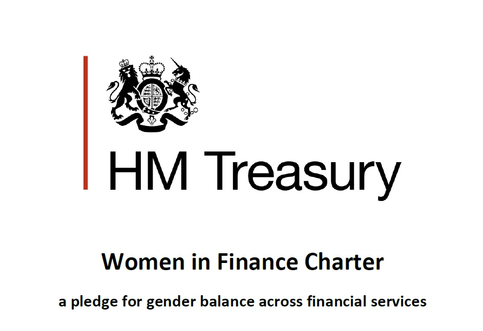 Will your employer be signing up to the UK Governments Women in Finance Charter a pledge for gender