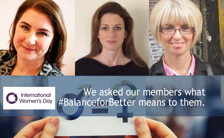 We asked our members what #balanceforbetter means to them?