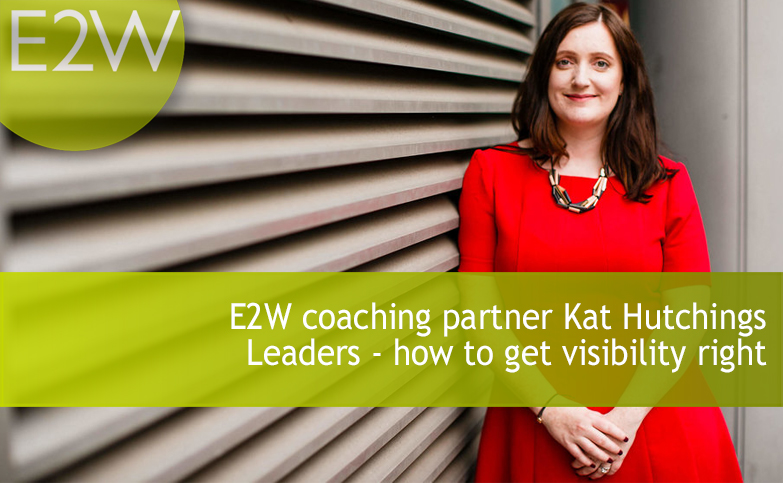 Leaders - How to get visibility right?