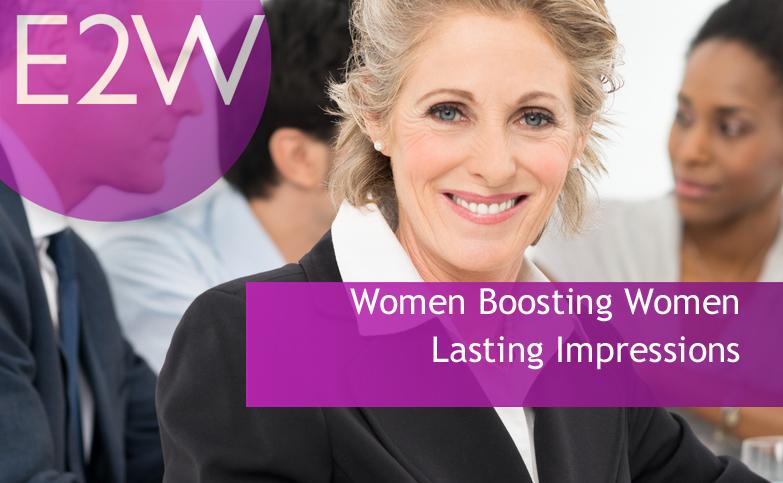 Women Boosting Women - Lasting Impressions