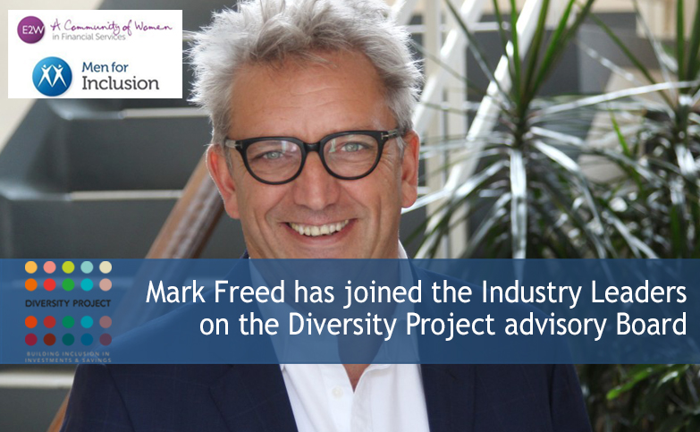 Mark Freed has joined the Industry Leaders on the Diversity Project advisory Board