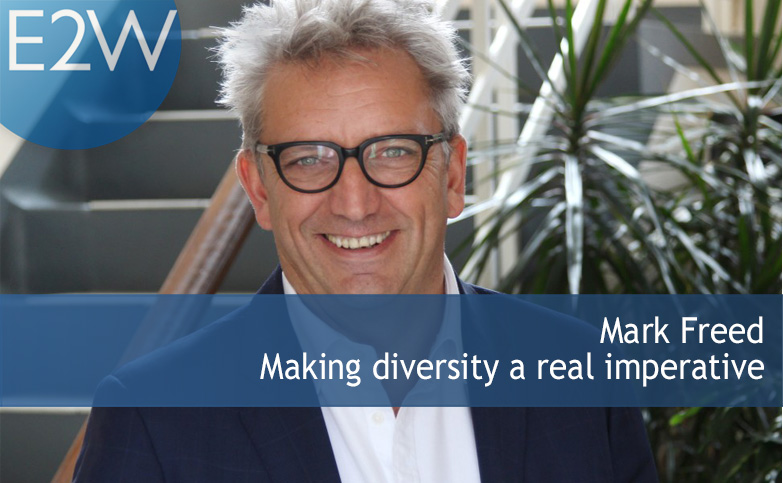 Making diversity a real imperative