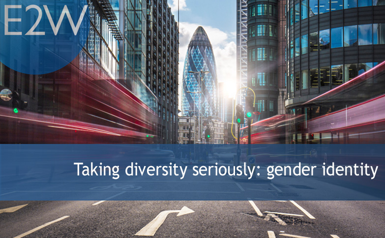Taking diversity seriously: gender identity