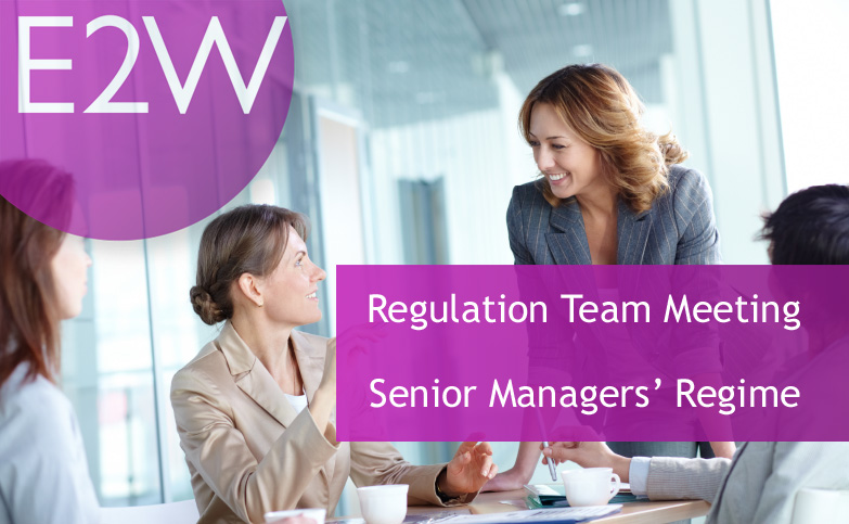 The Challenges of the Senior Managers' Regime