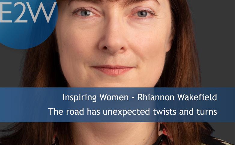 Inspiring Women - Rhiannon Wakefield