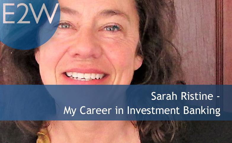 Sarah Ristine walks us through her successful career