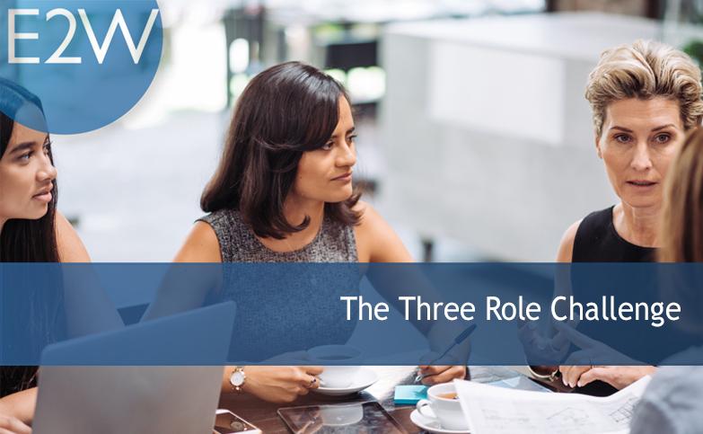 The Three Role Challenge