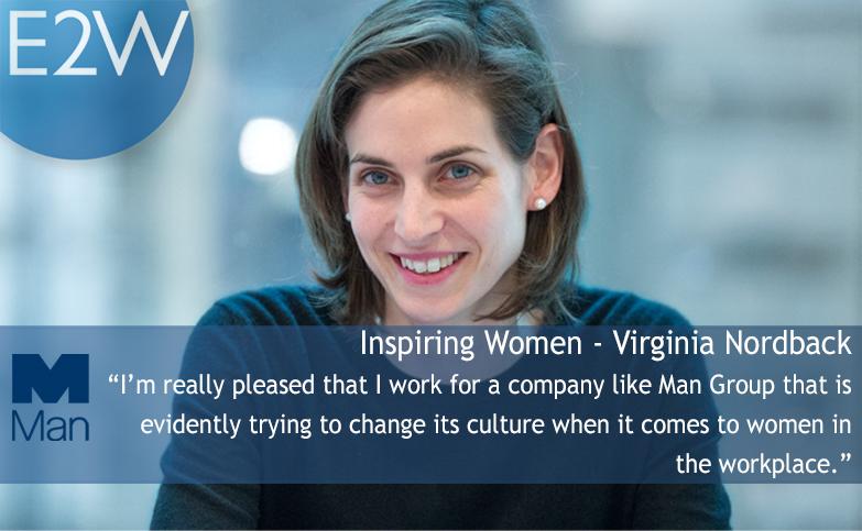 Inspiring Women - Virginia Nordback