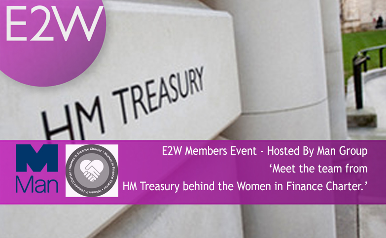 Meet the team from HM Treasury behind the Women in Finance Charter.