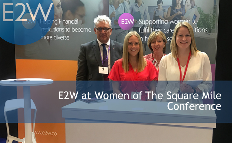 E2W at Women of The Square Mile Conference