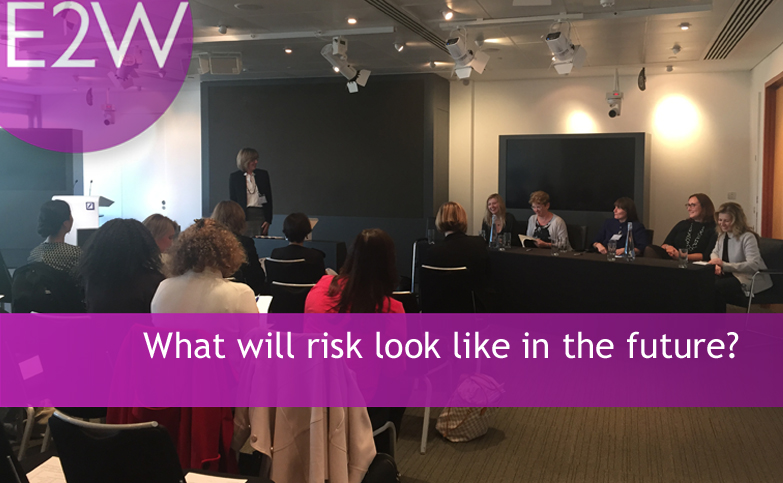 What will risk look like in the future?  Careers in Risk