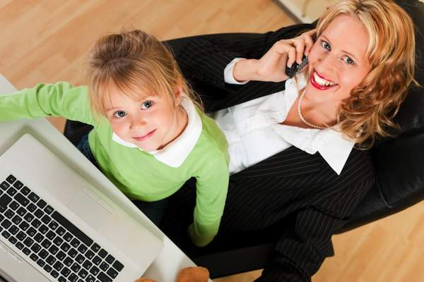 95% of working mums would switch to a job with more flexibility