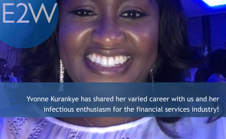 Yvonne Kurankye has shared her varied career with us and her infectious enthusiasm…