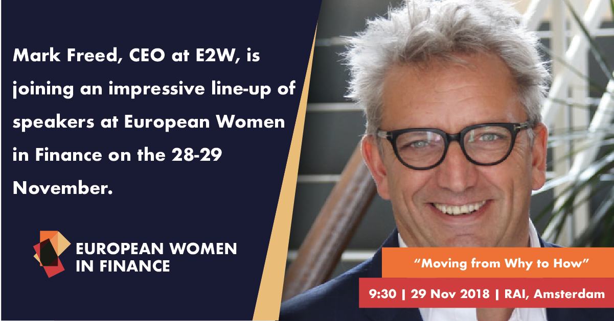 European Women in Finance Conference in Amsterdam
