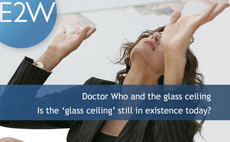 Is the 'glass ceiling' still in existence today?