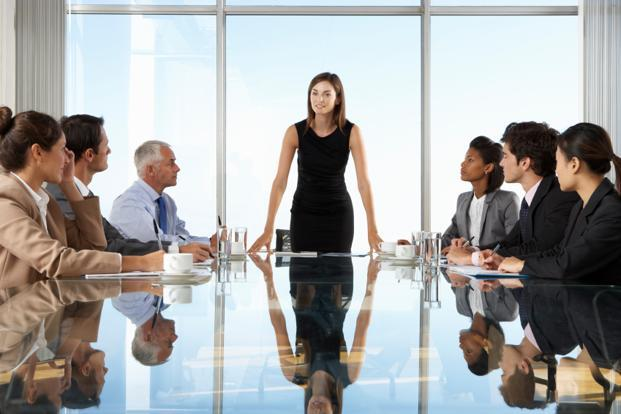 The weird thing that happens when you put more women in the boardroom