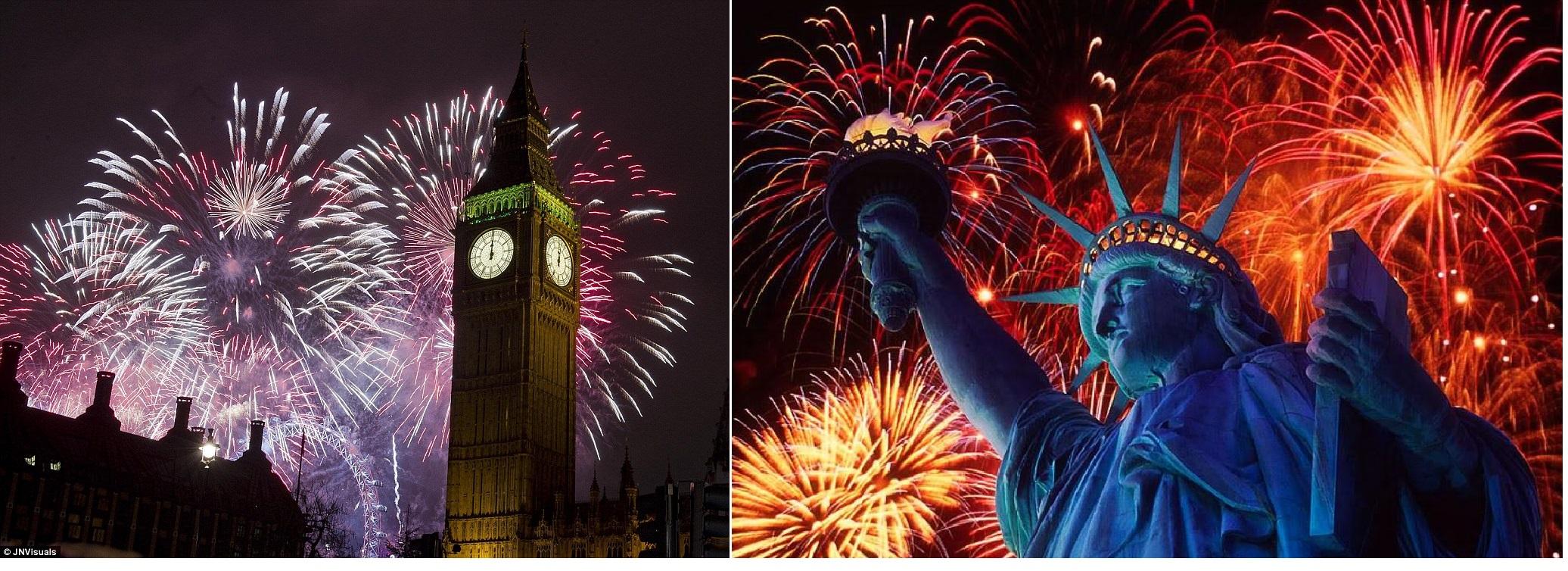 Happy New Year, Happy New You.