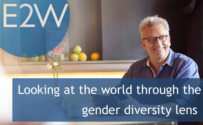 How do you answer the question about the business case for gender diversity in Financial Services?