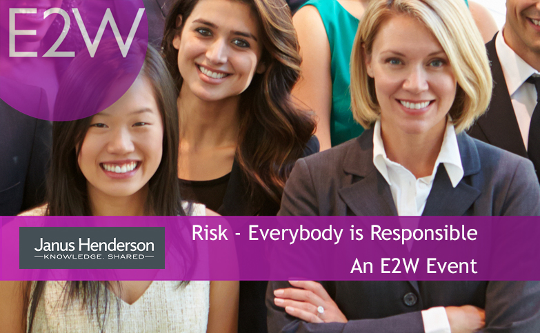 Working in Risk – Everybody is responsible - E2W Event