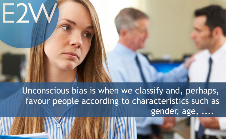 Unconscious Bias – Briefing and Outline of Session for Client
