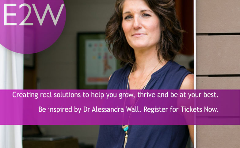 Be inspired by Dr Alessandra Wall