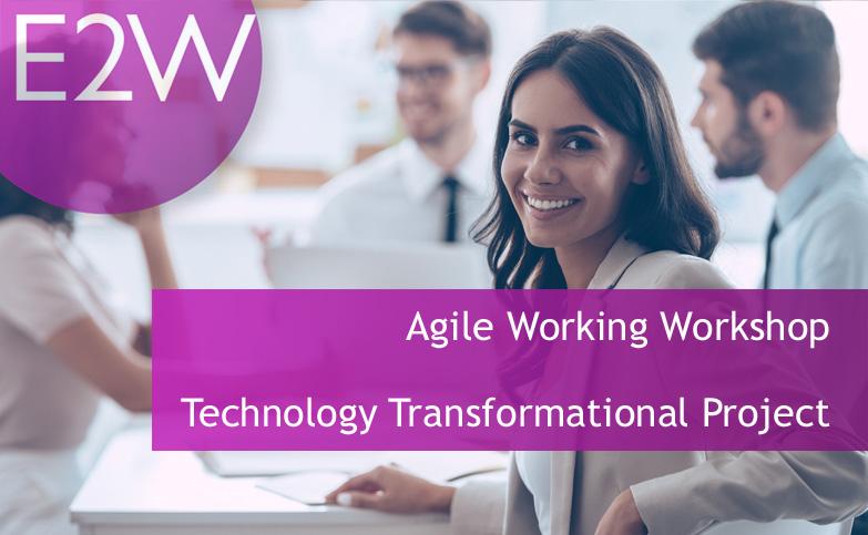 E2W Senior Women Leaders in Technology - Agile Working Workshop