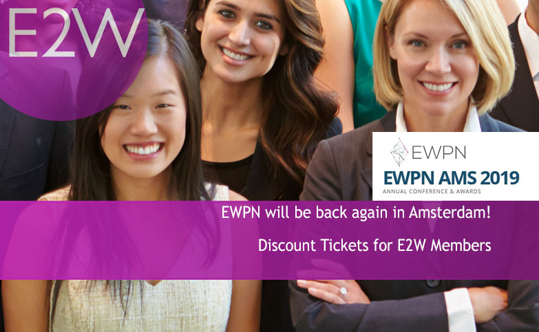 EWPN will be back again in Amsterdam!