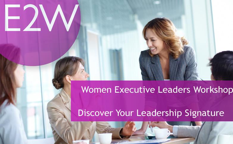 Senior Women Leaders Workshop