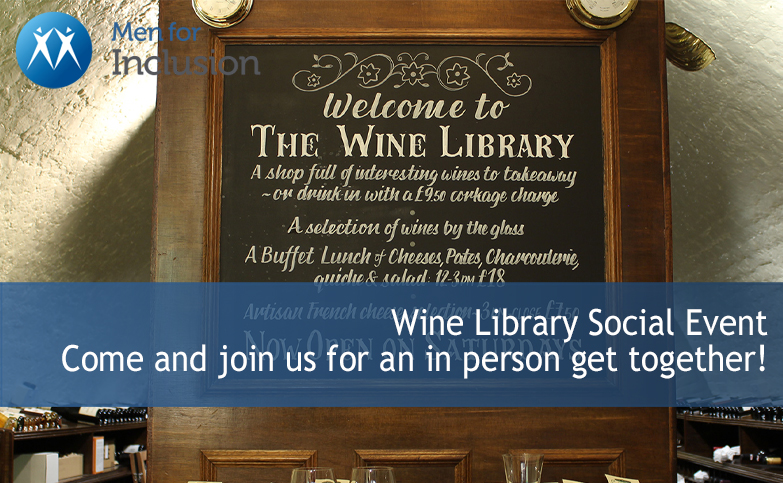 Wine Library Social Event