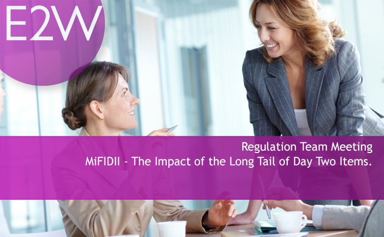 MiFID11 - The Impact of the Long Tail of Day 2 Items