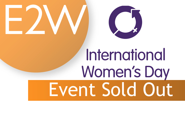 International Women's Day - Event #BeBoldForChange