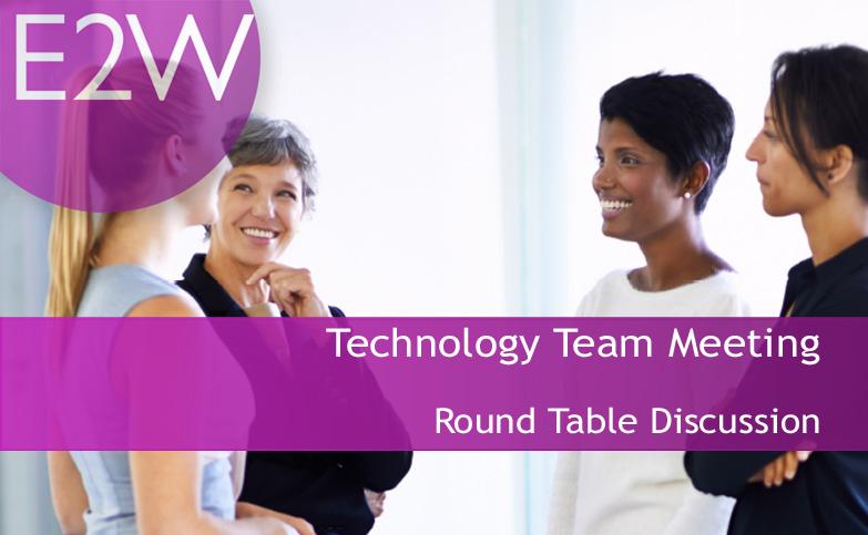 Technology Team Meeting