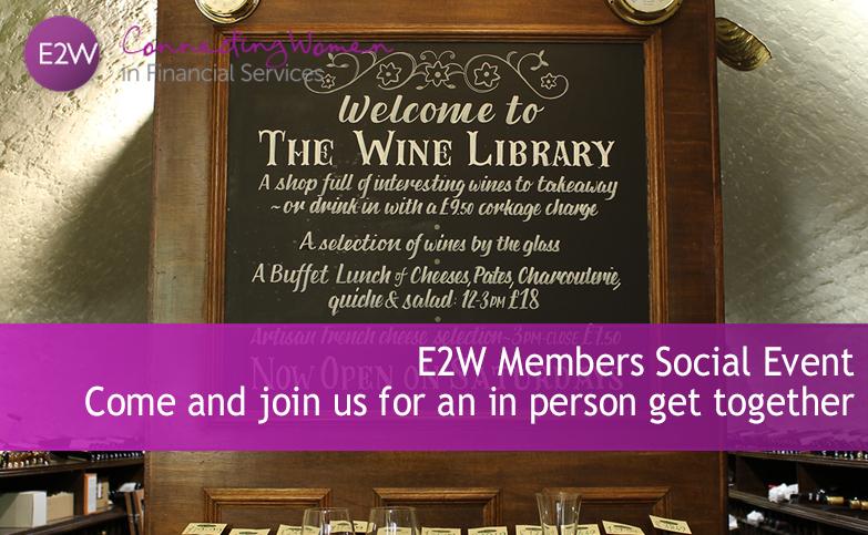 E2W Members Social Event