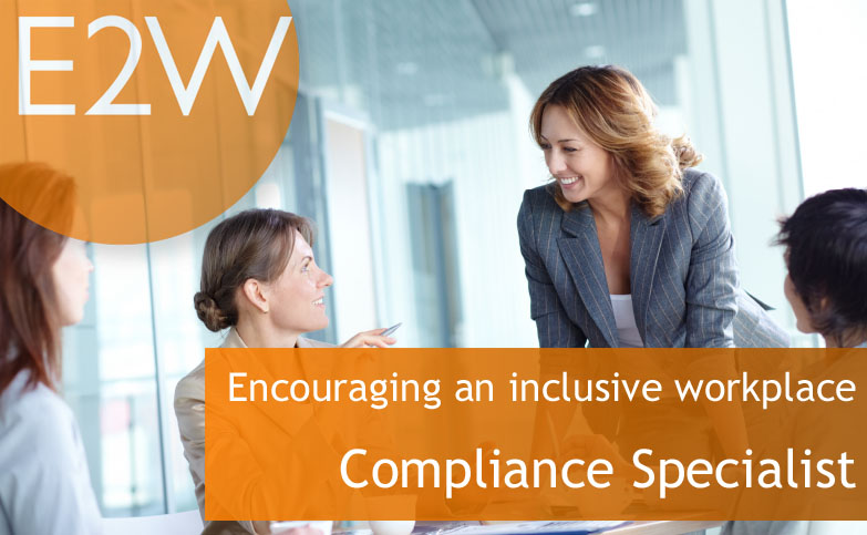 Encouraging an inclusive workplace - Ref: BACS