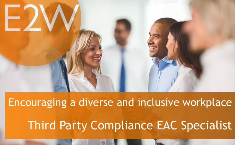 Encouraging a diverse & inclusive workplace - Ref: BATPCS