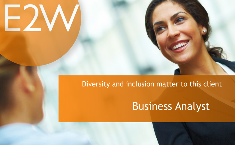Business Analyst Investment Manager - Immediate Start