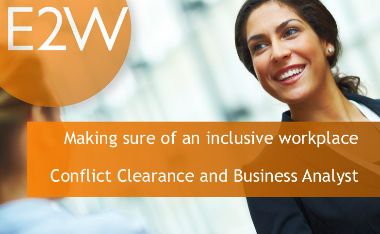 An inclusive workplace - Ref: UCCBA