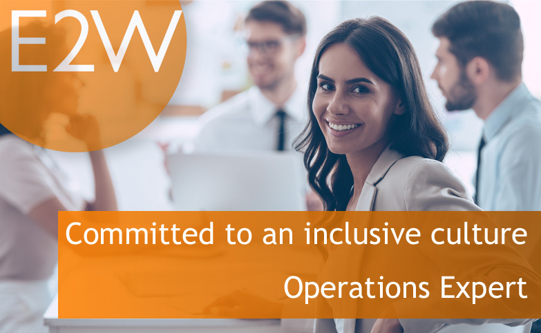Committed to an inclusive culture - Ref: DOE