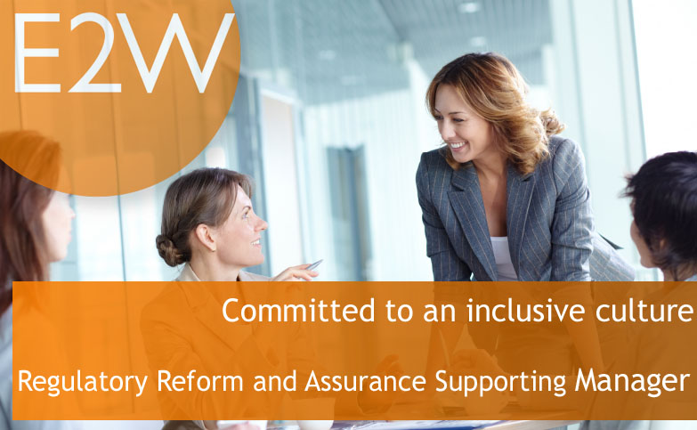 Committed to an inclusive culture - Ref: DRRASM